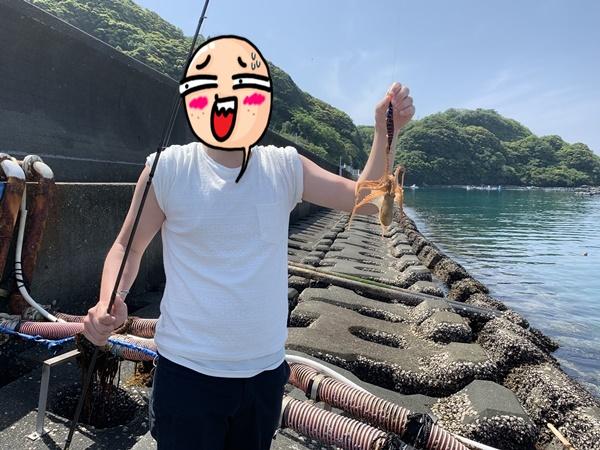 串本エギング