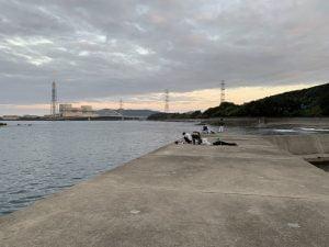 和歌山エギング野島