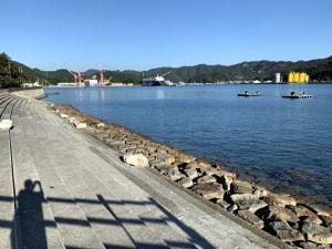 和歌山エギングポイント神谷漁港