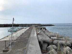 和歌山エギングポイント田杭漁港