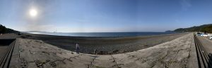 和歌山エギングポイント煙樹ヶ浜