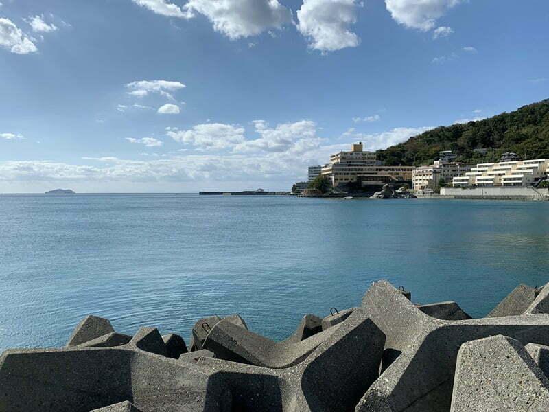 紀北のエギングポイント和歌浦漁港