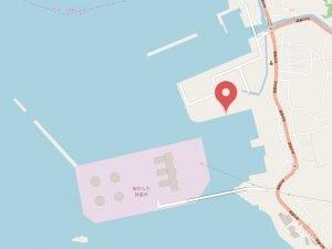 日高港エギングマップ