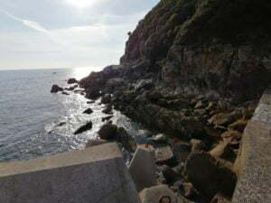 稲積島エギングポイント